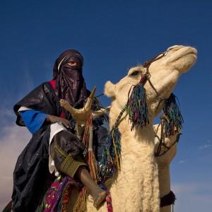 Туарег северной Африки.