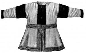 Короткая одежда из ровдуги